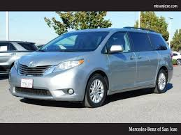 2015 Toyota Sienna Interior Used 2015 Toyota Sienna For Sale Pricing U0026 Features Edmunds