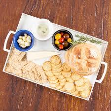 unique serving platters plastic serving trays for sale at zak