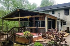 covered porch pictures gallery u2013 kiser u0026 sons construction inc
