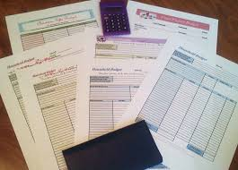 Budget Calculator Excel Spreadsheet Free Printable Budget Worksheets Download Or Print