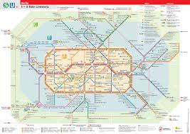 Subway Map by Berlin Subway Map Berlin Underground Map Berlin Tube Map Berlin
