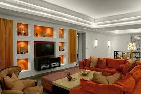 Orange Sofa Living Room Ideas 23 Fruity Orange Sofa Living Room Home Design Lover