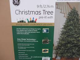 9 ft trees null 9 ft pre lit dunhill fir hinged