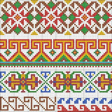 user posted image georgian traditional ornament and garment