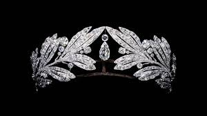 tiaras for sale antique tiaras from cartier erstwhile jewelry