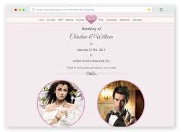 Marriage Invitation Websites 30 Best Wedding Wordpress Themes Featuring Rsvp