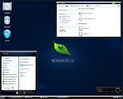 novum os 1 6 by code2 on deviantart