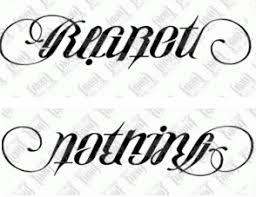 37 best ambigram tattoos design and ideas