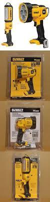 dewalt 20v area light flashlights 20760 brand new dewalt dcl050 20v max cordless led hand