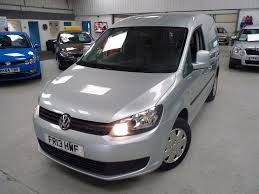 used volkswagen caddy vans for sale in doncaster south yorkshire