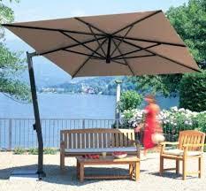 Square Patio Umbrellas Large Offset Patio Umbrella Patio Umbrella 5 X 8 Rectangular