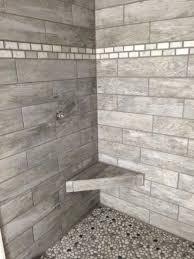 Porcelain Bathroom Tile Ideas Plain Ideas Home Depot Bathroom Wall Tile Wonderful Looking 29