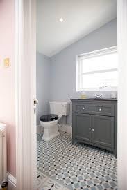 bathroom in peckham rye se15 side return extension on a