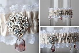 garters for wedding atlanta wedding trendsetters la gartier custom bridal garters