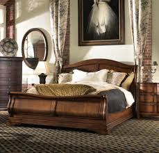 california king sleigh bed by fine furniture design wolf and