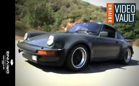 porsche 930 turbo 1976 video vault steve mcqueen u0027s 1976 porsche 911 turbo youtube
