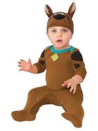 Infant Dog Halloween Costume Scooby Doo Infant Baby Dog Costume Dress Puppy
