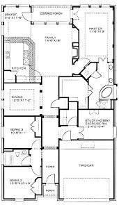 one story narrow lot country cottage hwbdo house plan amazing