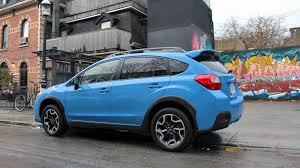 subaru crosstrek 2016 hybrid 2016 subaru crosstrek first drive review