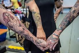 Tattoo Wie Lange Nicht Baden Tattoo Südwest Presse Online