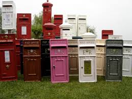post box for sale replica royal mail post boxes for sale