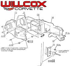 chevrolet corvette questions i want to replace my 1975 c3 blower