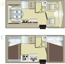 c small rv 20ft motorhome 4 berth fraserway vehicle information