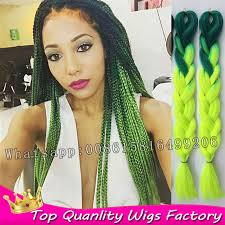 hairstyles with xpression braids 5pack kanekalon ombre jumbo box braids hair xpression braiding hair