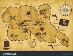 Blank Pirate Treasure Map by Hiltonmaps Com World Map Database