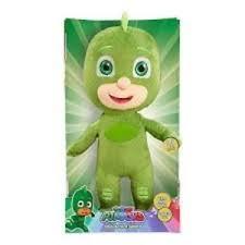 disney junior pj masks gekko 14 sing talk plush ebay