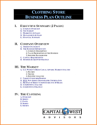 business format template free pages plan templates 57724709 s cmerge