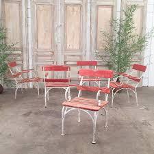mobilier de jardin italien salon de jardin metal ancien u2013 qaland com