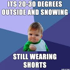 Memes Cold Weather - i love cold weather meme on imgur