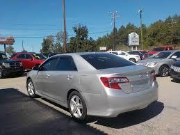 2013 toyota camry value 2013 toyota camry se 4dr sedan in sc unicar enterprise