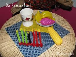 karen mom of three u0027s craft blog happy kwanzaa a bit about