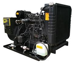 12 kw diesel generator for food truck and specialty vehicle apps