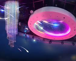 Kit Ciel Etoile Guangzhou Mayki Lighting Factory Fiber Optic Lighting Fiber