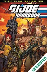 gi joe yearbook g i joe yearbook collected edition comics by comixology