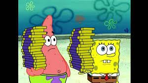 Chocolate Meme Spongebob - spongebob chocolate guy backwards youtube
