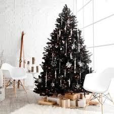 large alternative to a christmas tree decorations decorating