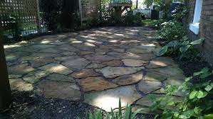 Stone Patio Images by Tennesee Flag Stone Patio