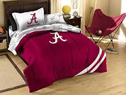 Alabama Bed Set Ncaa Alabama Crimson Tide Bedding Set Throw