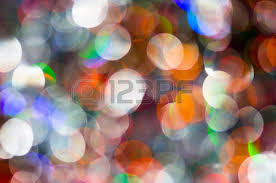 black colored christmas lights beautiful colorful green christmas lights christmas background stock
