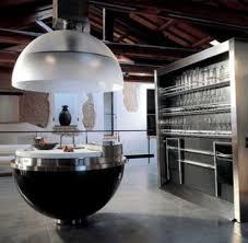 ilot cuisine rond ilot rond awesome dcoration colore u dans une maison with ilot