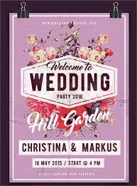 wedding poster template 9 wedding posters designs templates free premium templates wedding