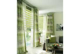 Wohnzimmerfenster Modern Fenster Dekorieren Mit Gardinen Finest Gardinen Bambus Motiv With