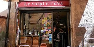 university of virginia l le volpi e l uva restaurant in florence italy