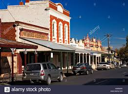 country towns australian towns the country town of maldon in victoria