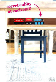 build a craft table kids craft table remarkable craft desk storage desk craft storage