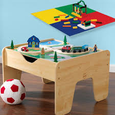 kids play table with storage 88 kids play table the dreaded kids train table with a new twist